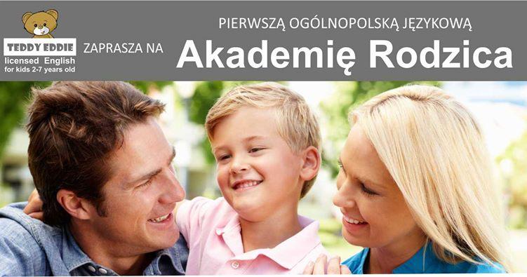 8 kwietnia – Akademia Rodzica