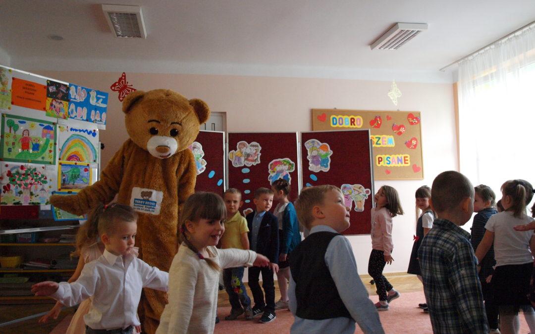 Teddy Eddie w Przedszkolu nr 7