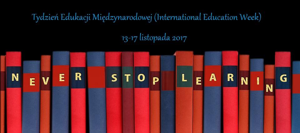 Tydzień Edukacji Międzynarodowej