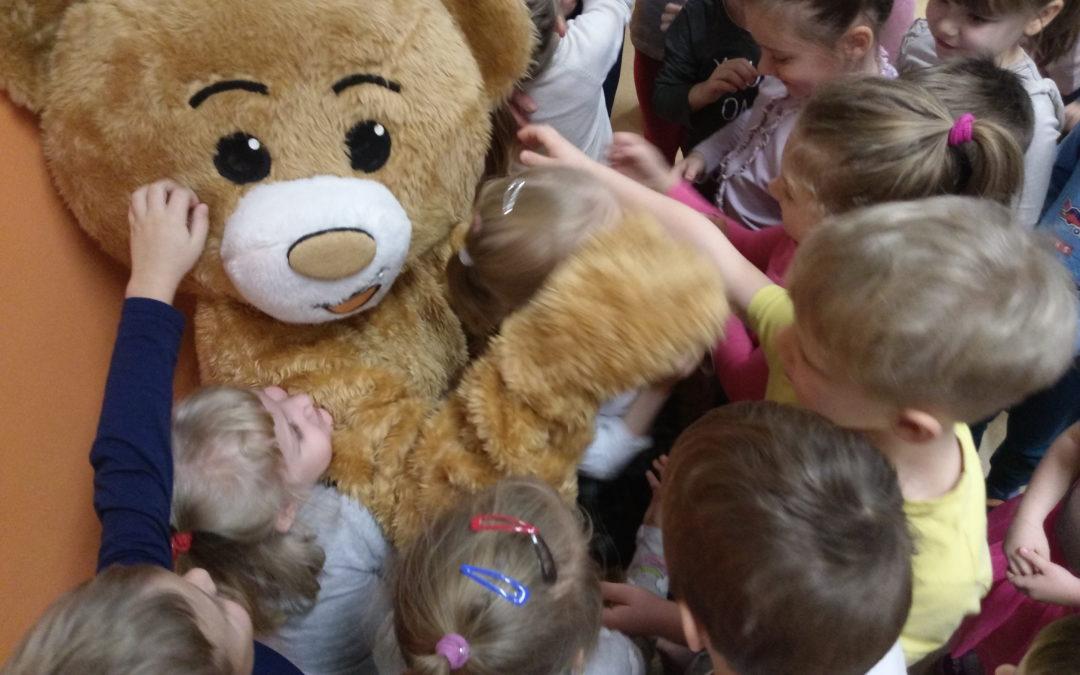 Teddy Eddie w Przedszkolu nr 3